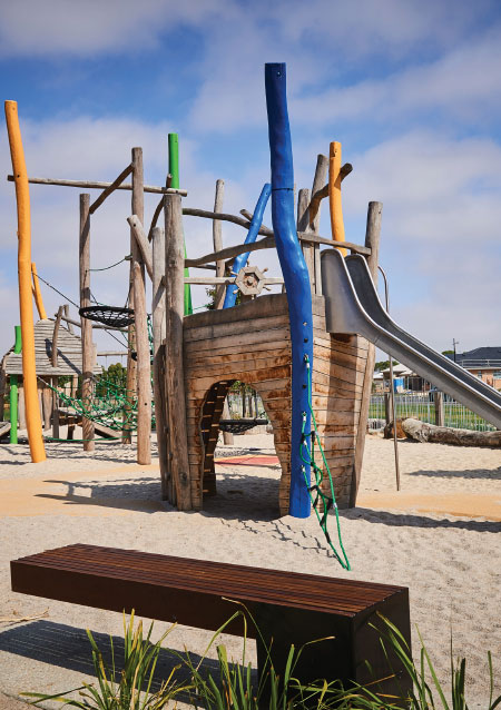 Image of playground